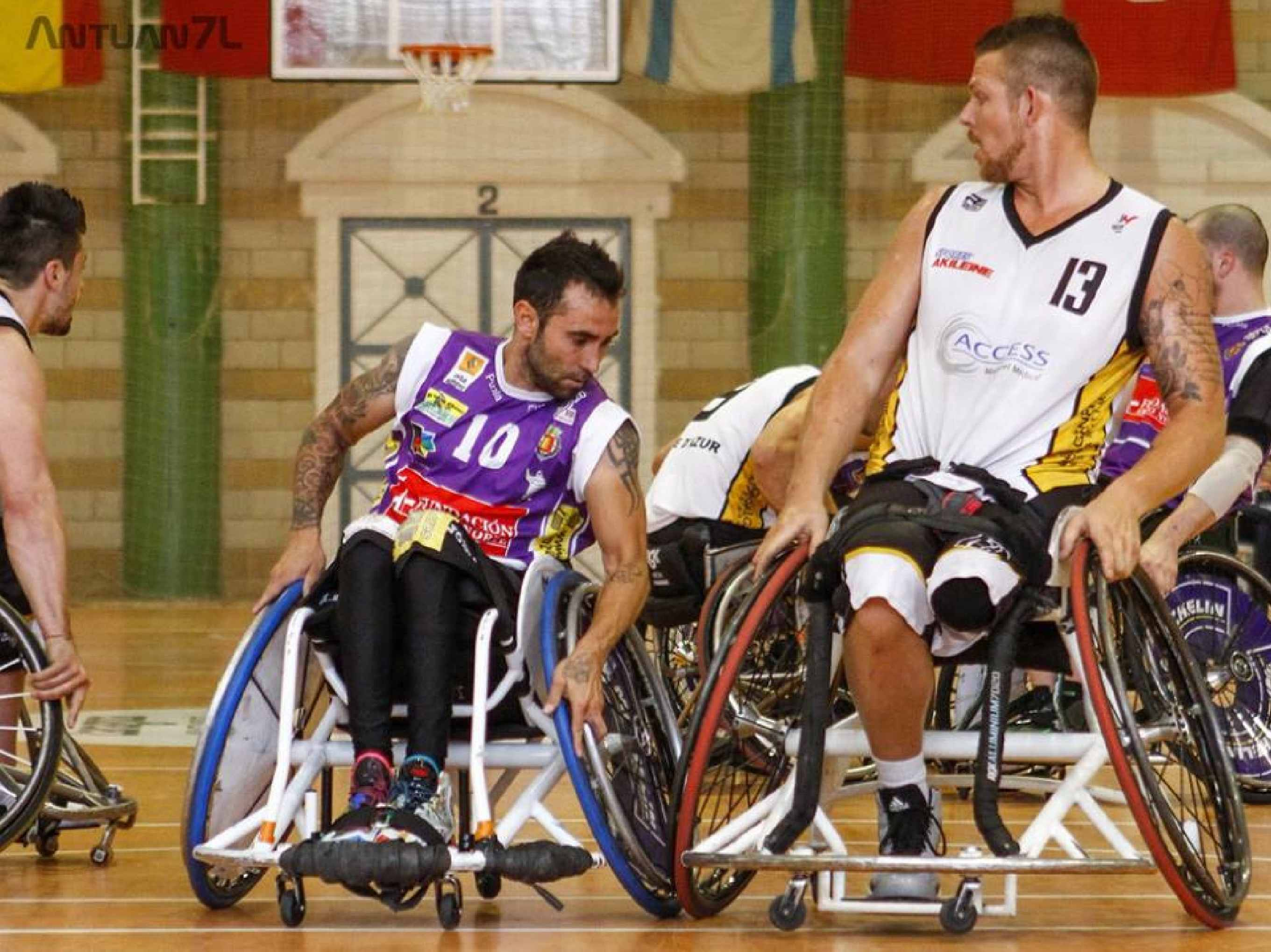 BSR Valladolid Web icial Baloncesto en silla de ruedas Valladolid